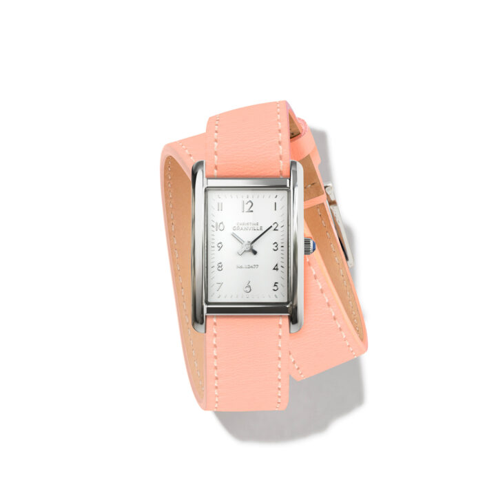 Plain Light Pink L - CG White
